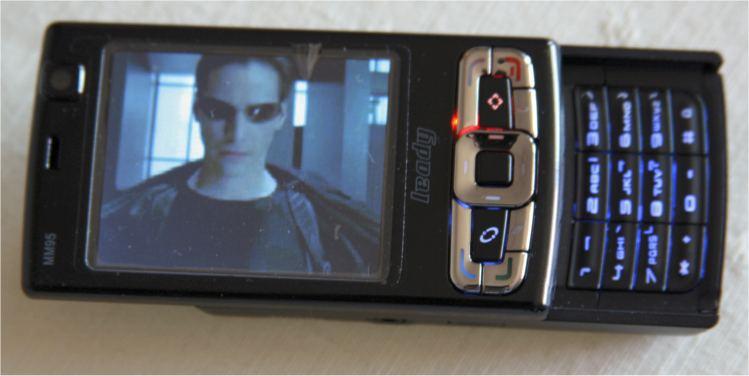 MM95 Media Player